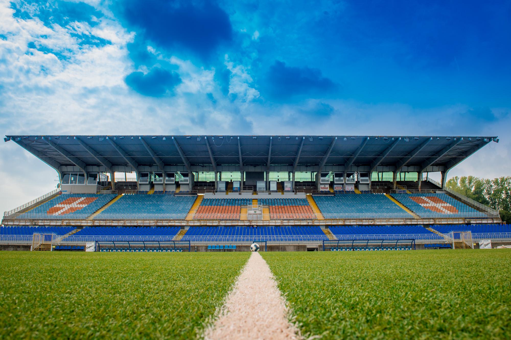 Read more about the article Aperto l'ingresso allo stadio Silvio Piola