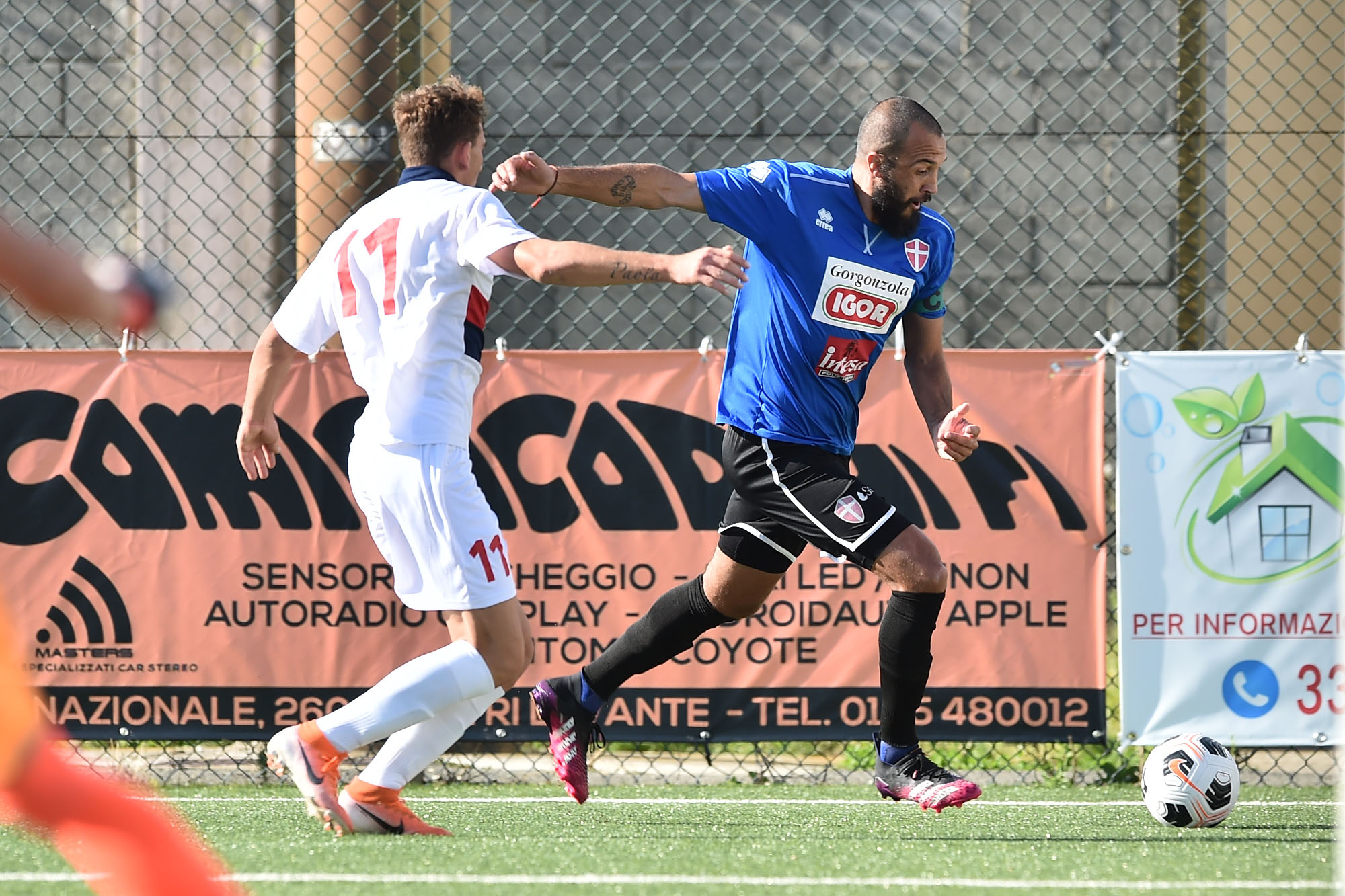 Read more about the article Sestri Levante-Novara 1-1 | Tabellino del match