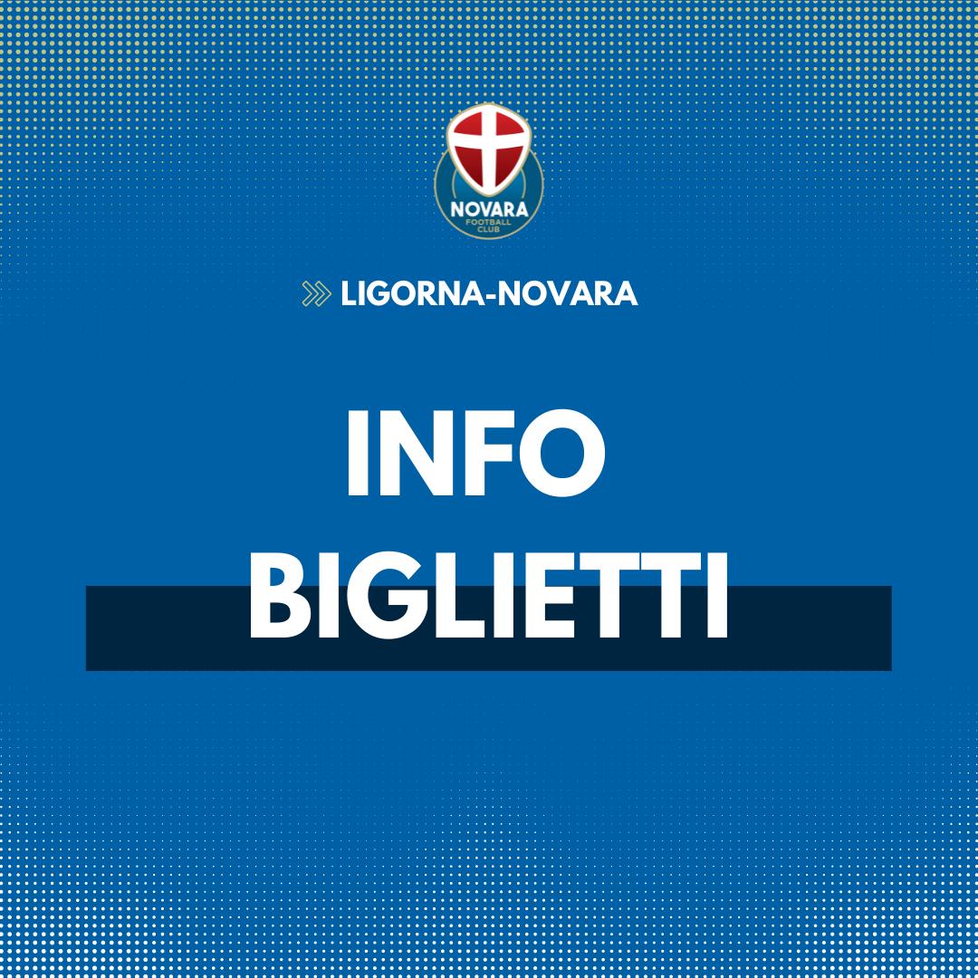 Read more about the article Ligorna-Novara: info biglietti Settore Ospiti