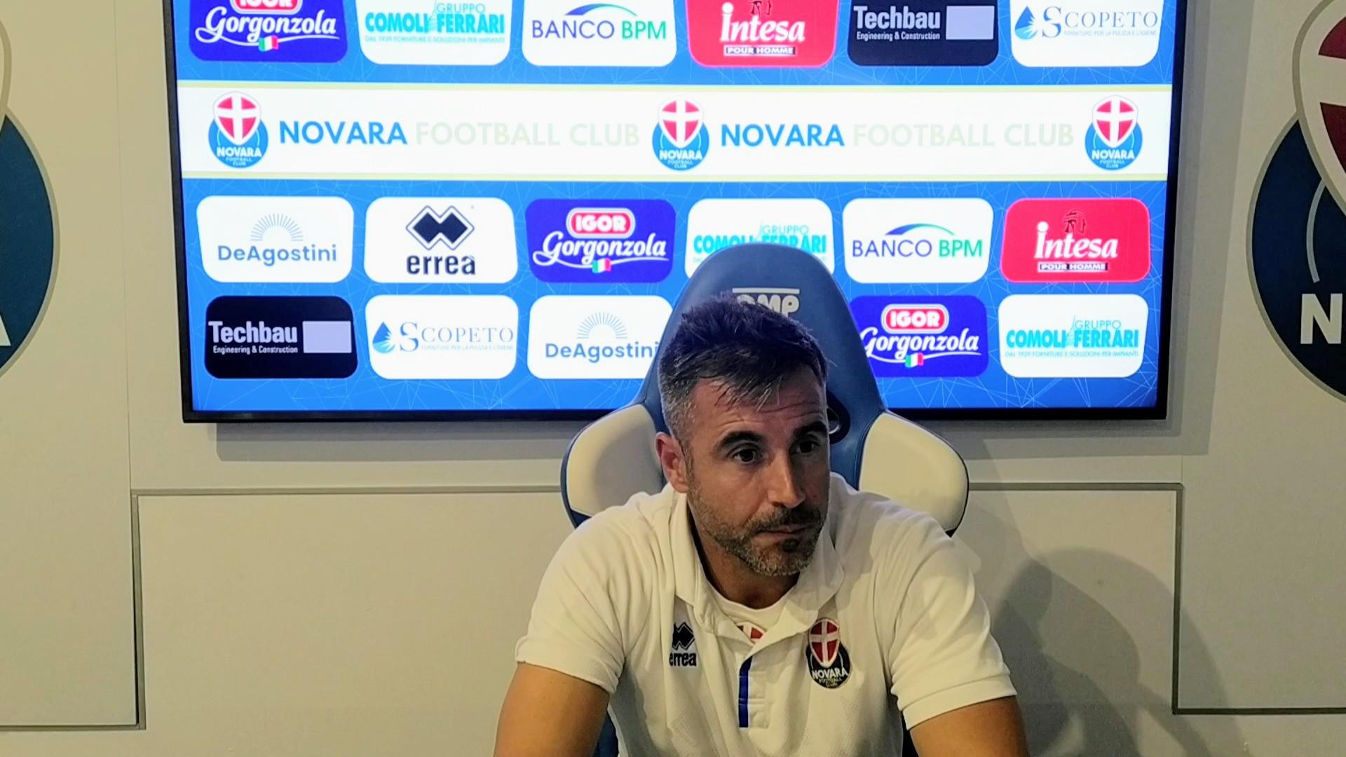 Read more about the article Novara-RG Ticino: le dichiarazioni post gara