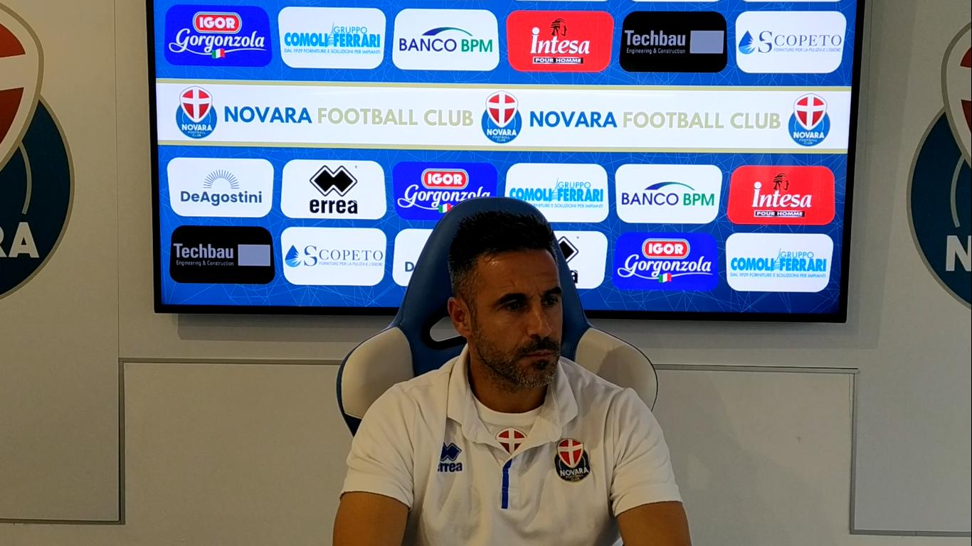 Read more about the article Sestri Levante-Novara: conferenza stampa pre gara