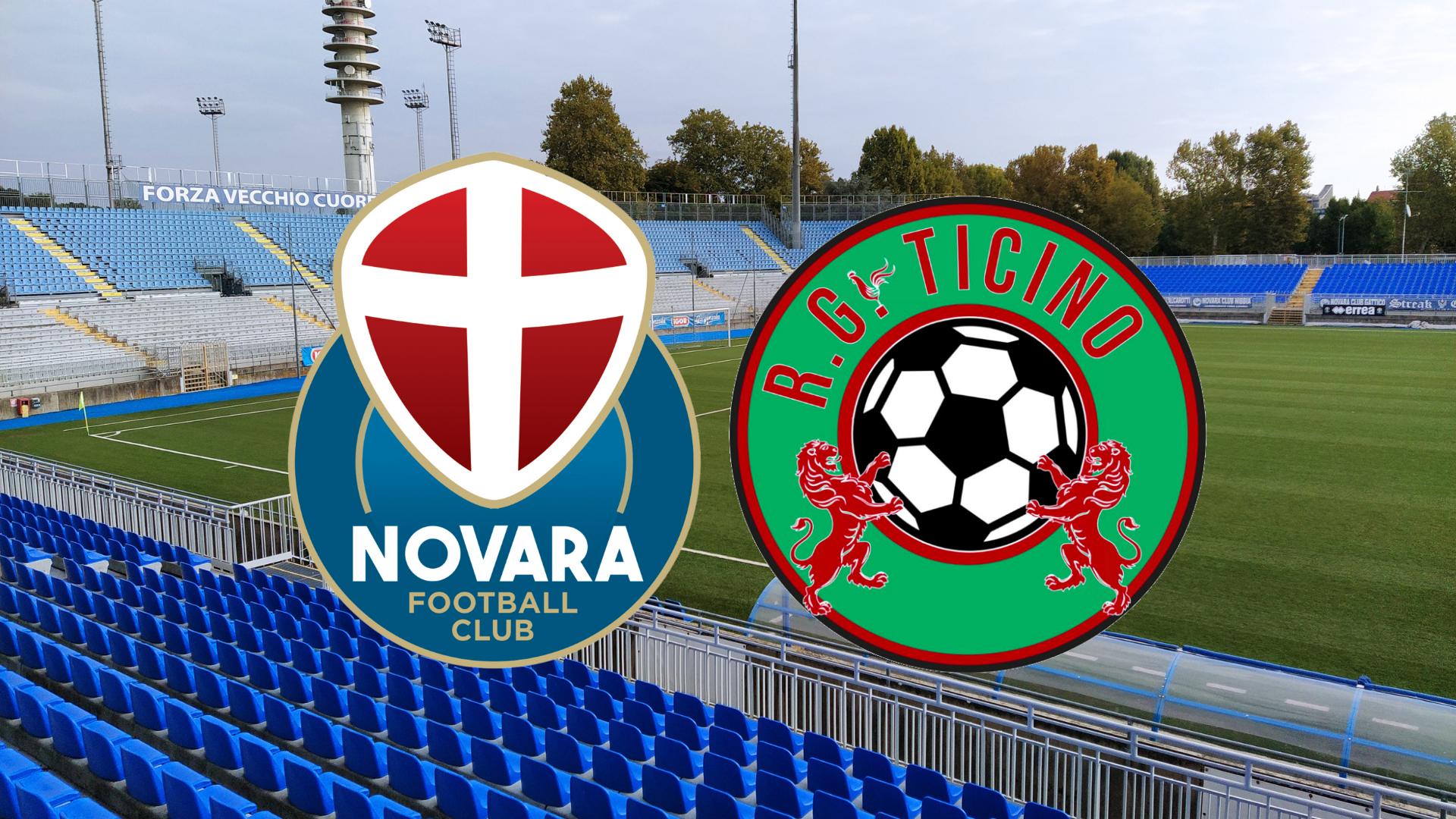 Read more about the article Info prevendita Novara-RG Ticino